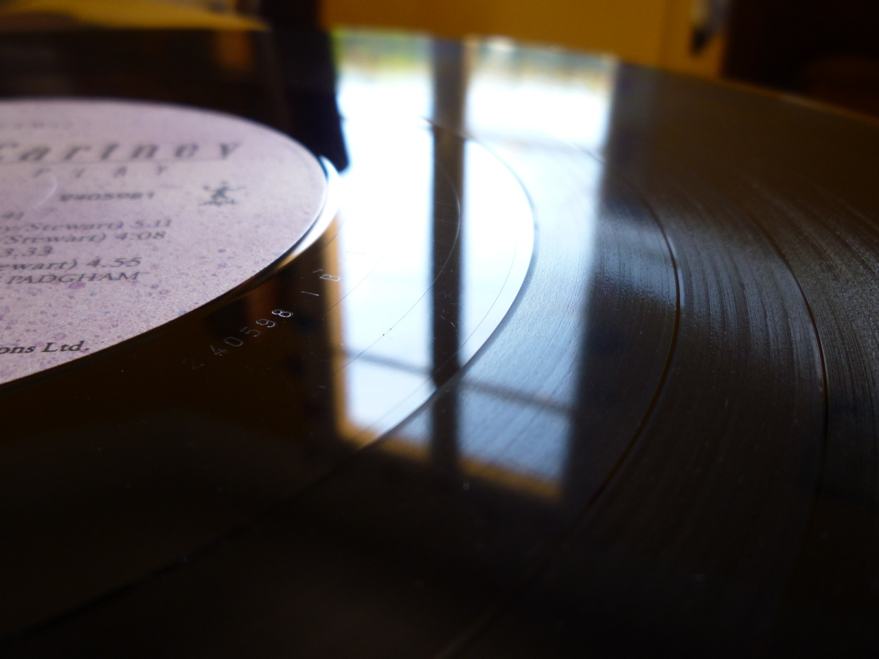 Received My Tests Pressings Vinyl Quality Question